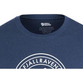 Fjällräven Trekking Equipment T-Shirt Herren dark navy